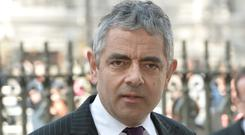 Rowan Atkinson came to Boris Johnson's defence (Anthony Devlin/PA)