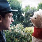Ewan McGregor and Pooh reunite in the park