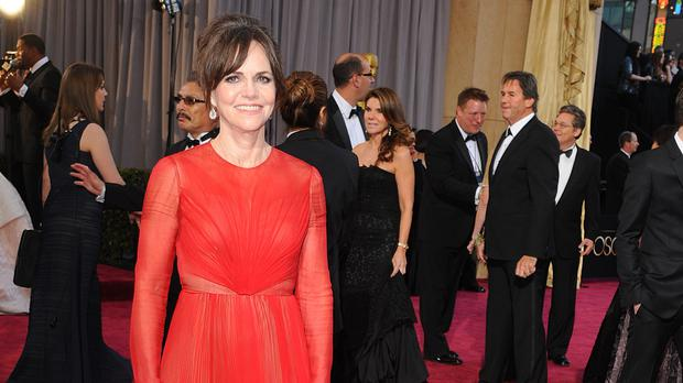 Sally Field will appear the Old Vic (Ian West/PA)