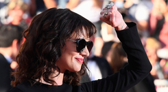 Italian actress Asia Argento. Photo: Getty Images
