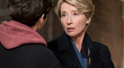 Judgment day: Emma Thompson in The Children Act
