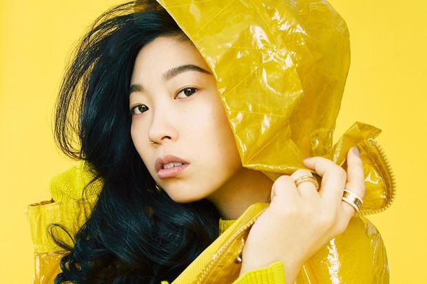 Nora Lum created the persona of Awkwafina to express her 'unruly, attention-craving unreconstructed side'