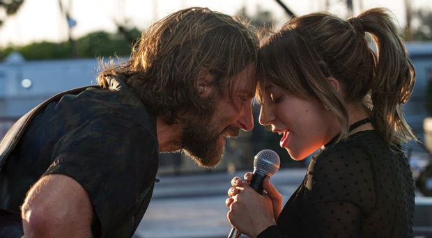 Bradley Cooper and Lady Gaga deliver a cracking soundtrack in A Star Is Born