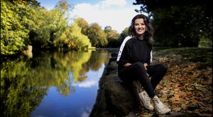 Deirdre O'Kane says the secret to a long marriage is friendship, love and the shared passion of their kids. Photo: David Conachy