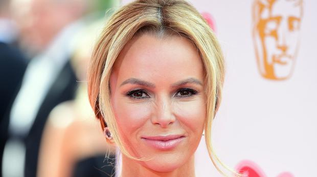 Amanda Holden has launched an appeal for specialist bereavement counsellors to be available on all British maternity wards (Ian West/PA)