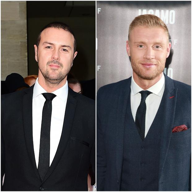 McGuinness and Flintoff announced as new hosts