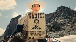 Tim Blake Nelson stars in 'The Ballad of Buster Scruggs'