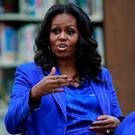 Michelle Obama has launched a book tour after the success of her autobiography Becoming. Photo: Reuters