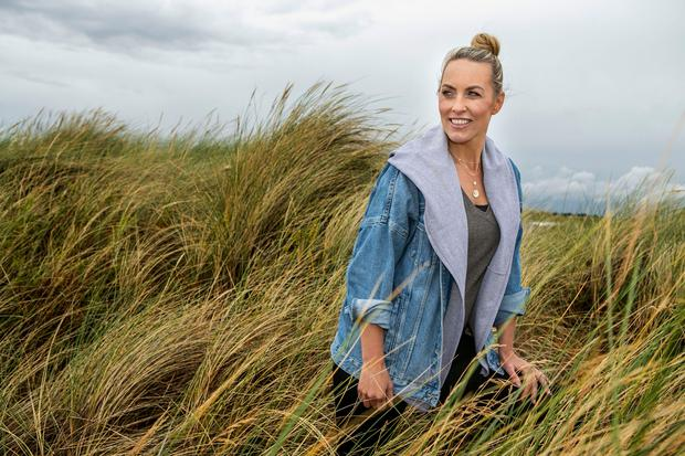 Presenter of Ireland's Fittest Family, Kathryn Thomas