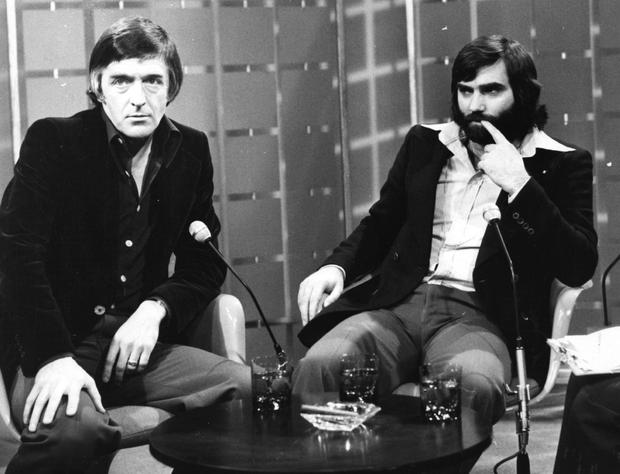 A loveable rogue .... Michael Parkinson first met George Best shortly after he arrived in Manchester