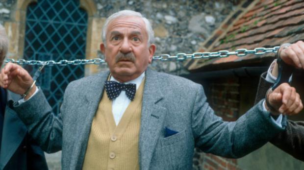 LONG AND SUCCESSFUL ACTING CAREER: John Bluthal starred in the popular sitcom 'The Vicar of Dibley'. Photo: BBC