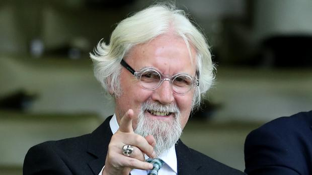 Billy Connolly has spoken out against Donald Trump and Brexit. (Jane Barlow/PA)