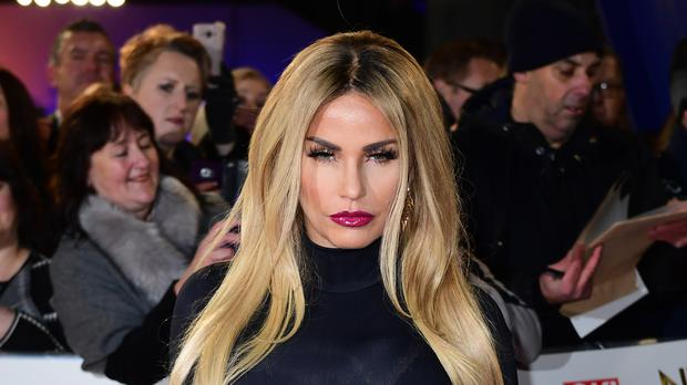 Katie Price has agreed a plan with her creditors and avoid bankruptcy, a court heard (Ian West/PA)