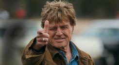 Robert Redford delivers a wonderful performance in what could be his last ever role