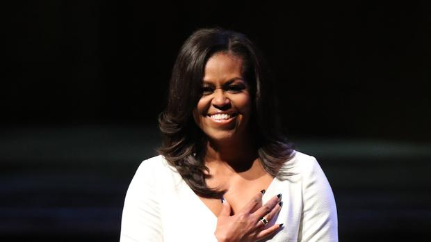 Michelle Obama to bring her book tour to the O2 (Yui Mok/PA)
