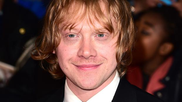 Rupert Grint is challenging a ruling denying him a £1 million tax refund (Ian West/PA)