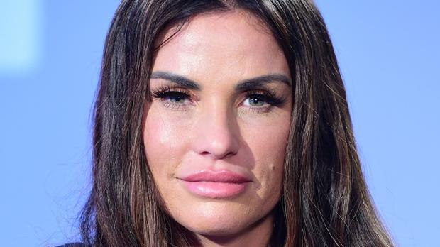 Katie Price has been charged with being drunk in charge of a motor vehicle (Ian West/PA)