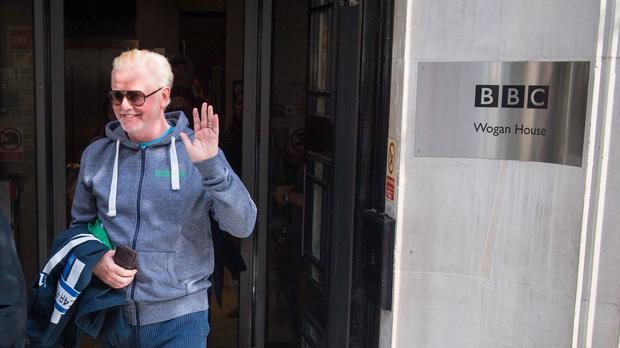 Chris Evans to bow out of BBC Radio 2 with Christmas Eve show (Dominic Lipinski/PA)