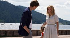 Niels Schneider and Virginie Efira in An Impossible Love