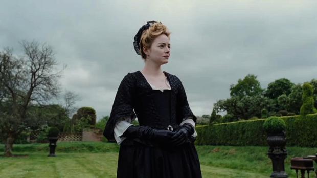 Emma Stone as Abigail Hill in 'The Favourite'