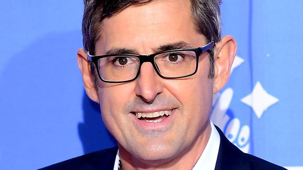 Louis Theroux was among the celebrities whose accounts were targeted (Ian West/PA)