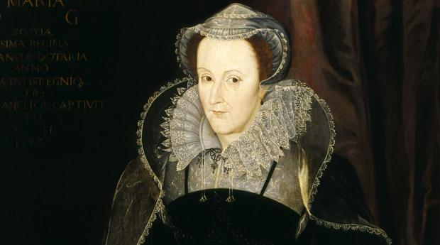 One of the Sheffield House portraits of Mary, who was the great niece of Henry VIII