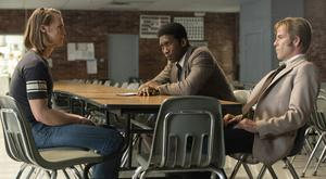 Slow burner: Oscar-winner Mahershala Ali is centre stage in the third series of True Detective