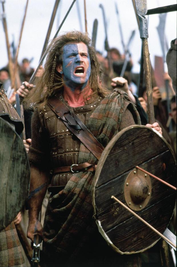 Inconvenient truth: Braveheart is considered one of the most historically inaccurate films of all time