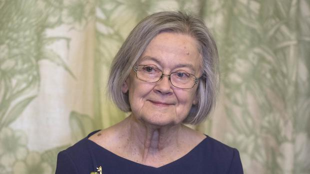 Lady Hale, president of the Supreme Court (Lauren Hurley/PA)