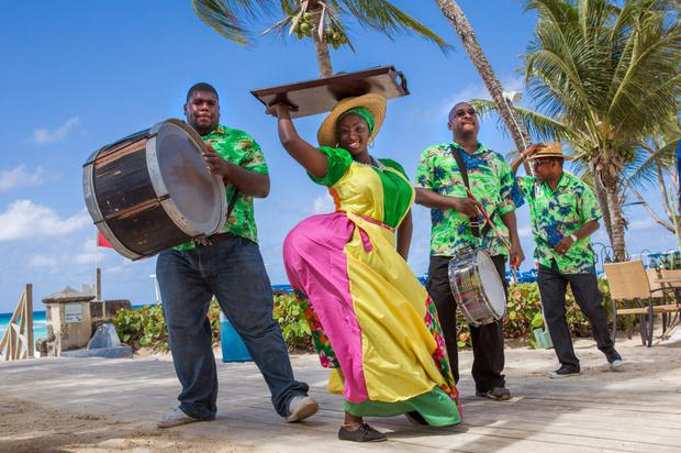 Eat, drink and be merry .... Barbados is the culinary capital of the Caribbean and the food and rum festival is a real highlight