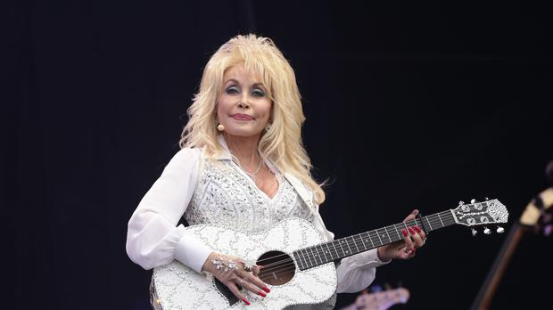 Dolly Parton spoke at the gala night of 9 To 5 The Musical (Yui Mok/PA)