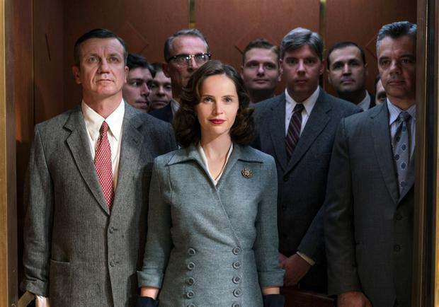 Felicity Jones takes on the US legal system as Ruth Bader Ginsburg