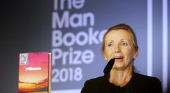 Anna Burns won last year's Booker Prize for her novel Milkman (Frank Augstein/PA)