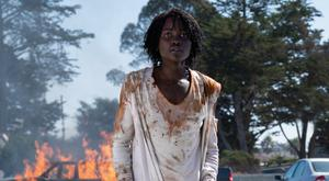 Lupita Nyong'o stars in the macabre American satire from the maker of Get Out