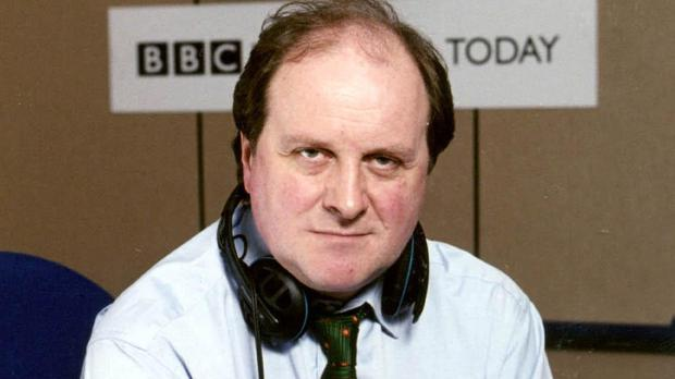 BBC radio presenter Jim Naughtie has apologised for comments about Brexiteer MPs (John Batten/BBC)
