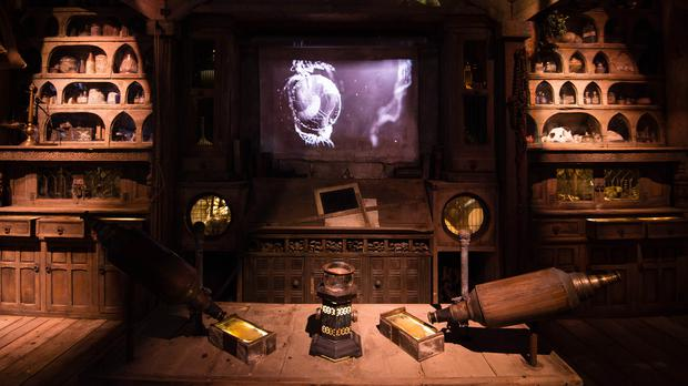 Beasts Of London is an immersive experience that takes visitors through a history of the capital (Jeff Spicer/PA)