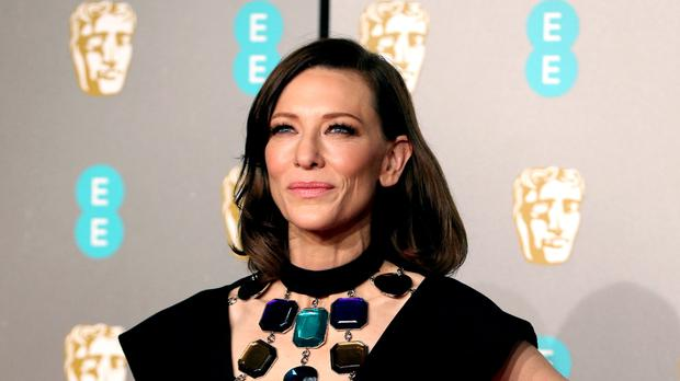 Cate Blanchett to get into bed for Radio 4 comedy (Jonathan Brady/PA)
