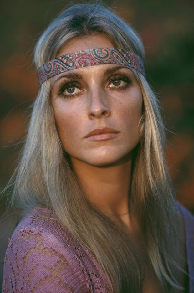 Sharon Tate, the actress murdered by the Manson Family