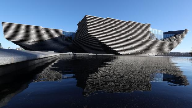 The VandA Dundee has been shortlisted (Andrew Milligan/PA)