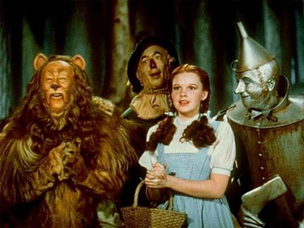 The Wizard of Oz, made in 1939, was itself a remake