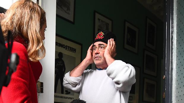 Danny Baker apologised for the tweet (Victoria Jones/PA)