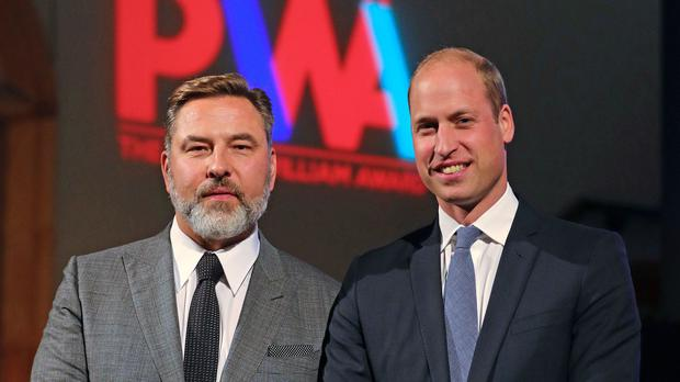 Walliams' role as a patron comes after he hosted the National SkillForce Prince William Award Graduation Ceremony last year (Aaron Chown/PA)