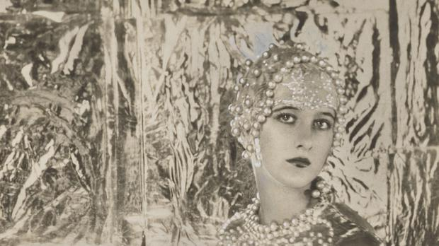 Baba Beaton as Heloise in Great Lovers Pageant' by Cecil Beaton, 1925 (National Portrait Gallery, London)