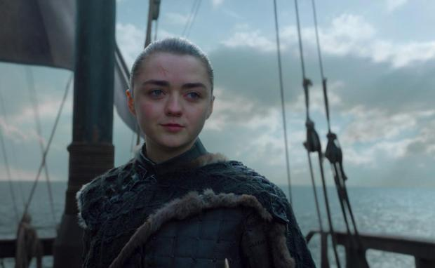 Benioff and Weiss were more interested in shock moments like Arya v the Night King