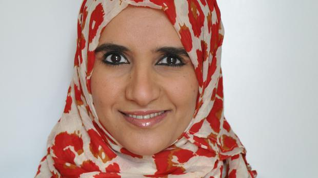 Jokha Alharthi is the first Gulf writer to win the prize (Man Booker International/PA)
