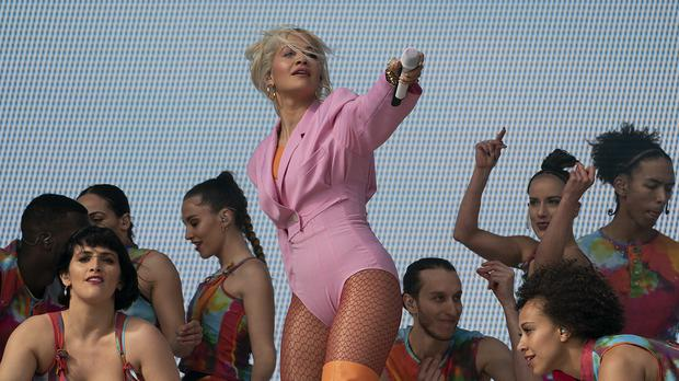 Rita Ora will perform during the event (PA)