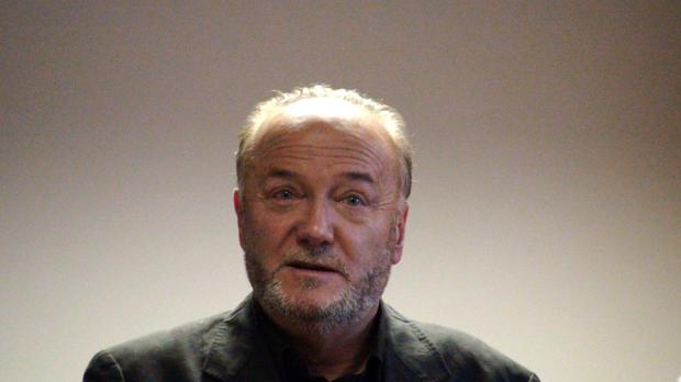 George Galloway has been sacked following his comments (Dave Higgens/PA)