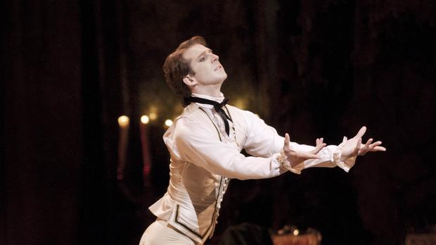 Royal Ballet's principal dancer Nehemiah Kish is to retire after nine years (Johan Persson/The Royal Ballet/PA)