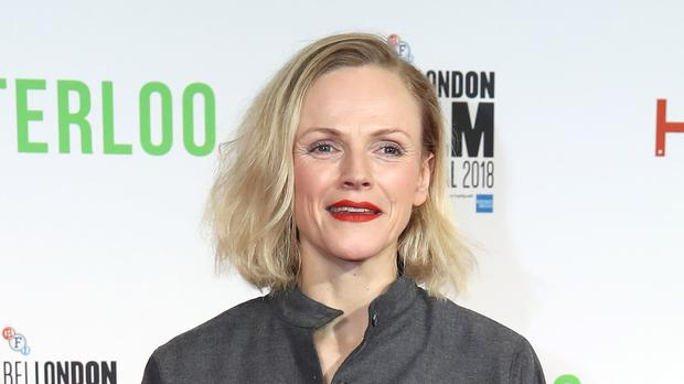 Maxine Peake is returning to the National Theatre for the first time in 17 years (Peter Byrne/PA)