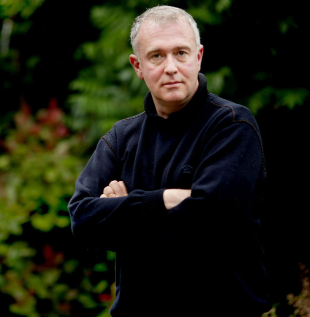 Author Joseph O'Connor (pictured) says Bram Stoker is the 'greatest supernatural story teller of all time'